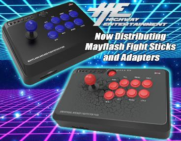 Mayflash Fight Sticks
