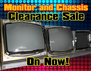 Monitor Chassis Clearance Sale