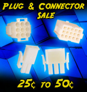 Plug and Connector Sale