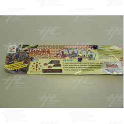 Arcade Player Instructions - Bundle Set 7