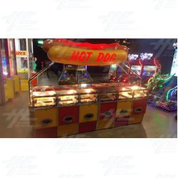 Coin Pusher & Ticket Redemption Machine Special (5 machines)