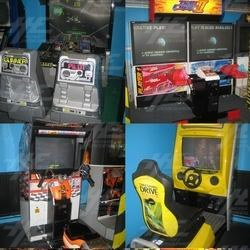 Arcade Machine & Video Game Bulk Clearance