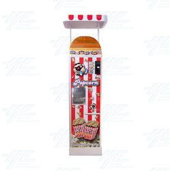 Summer Sale on Coin Operated Pop Corn Machines