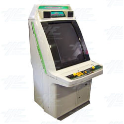 New Astro City and Egret 2 Arcade Machine Shipment to the USA