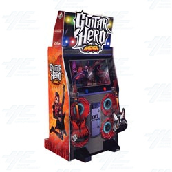 Guitar Hero Arcade now available!