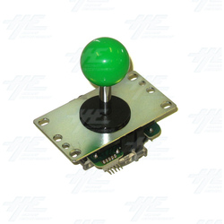 Sanwa Joysticks and Buttons Now In Stock