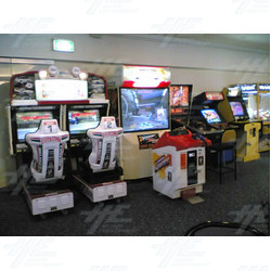Amusement Machine Business For Sale