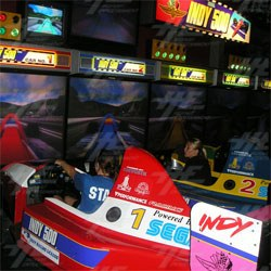 Amusement Machine Attractions for sale