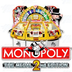 Monopoly: The Medal 2nd Edition Sale