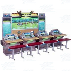 Derby Owners Club 4 Player Machine Clearance
