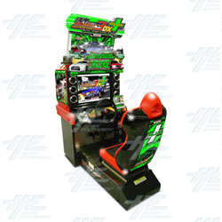 Special Pricing on Wangan Maximum Tune 3DX+ Cabinets