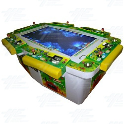 "58"" Screen Now Available in Ocean King, King of Treasures & Fish Hunter Plus - No Charge!"