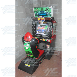 Massive Savings on Wangan Midnight Maximum Tune 3DX Plus and Namco Noir 32 Inch LCD Arcade Machines (Save Over $1000)