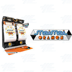Mai Mai Orange English Version Rhythm Arcade Machine - Last Chance To Purchase!