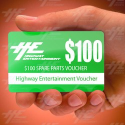 Latest Facebook Giveaway - Like & Share To Win a $100 Spare Parts Voucher