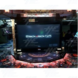 Hot Sale On Sega BlackJack Machine Located In Hong Kong