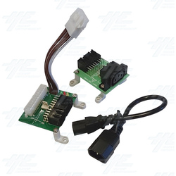 Introducing The Sega to ATX Power Supply Adapter Kit Sold Exclusively By Highway Entertainment!