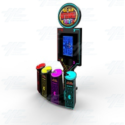 Pac-Man Battle Royale Deluxe Arcade Machine - HOT PRICE