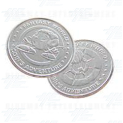 Gaming Tokens Back In Stock!