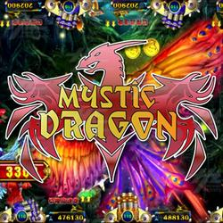 Mystic Dragon Video Redemption Game Available For Immediate Purchase