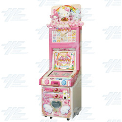 Hello Kitty arcade machine on sale