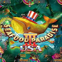 Go hunting with Seafood Paradise 3: USA Edition