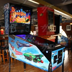 Australian Customers To Get Taste Of Homepin's First Production Model Of Thunderbirds Pinball