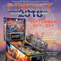 Highway Entertainment Seminar at Pinfest Newcastle This Weekend