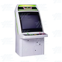 Bulk CRT and LCD Arcade Cabinet Clearances