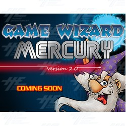 Game Wizard Mercury 2.0 Is Coming Soon....