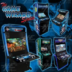3 Years Warranty on Game Wizard Machines!