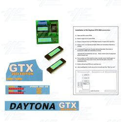 Sega Daytona USA Arcade Machine with Turbo Function?