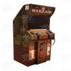 Warzaid 2 Player Machine Now Available