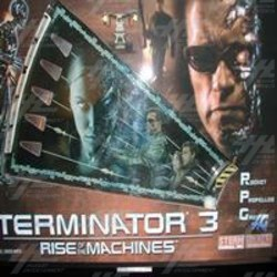 Reserve Your Terminator III Pinball Machine