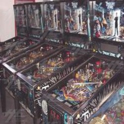 New Pinball Machine Shipments Have Arrived