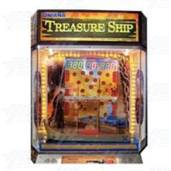 Treasure Ship Now In Australia