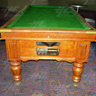 Pool Table Clearance