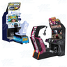 3D Arcade Driving Machines