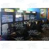 "Sega Daytona USA Arcade Machine 42"" DX Twin set @$5,500 (Save $2000)"