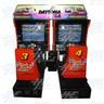 12 Daytona USA Twin Driving Arcade Machines Now Available!
