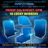 Arcooda Machines Exclusive Preview Event at Highway Entertainment Showroom!