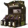 World Combat / Warzaid 4 Player Arcade Machines