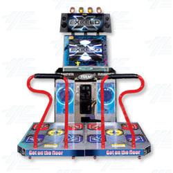 Pump it Up: Exceed Arcade Machine