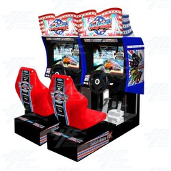 Sega Race TV Twin Arcade Machine