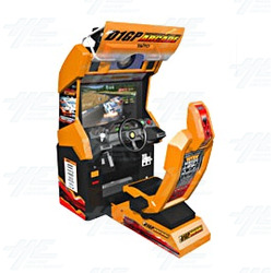 D1GP Single Seat Arcade Machine