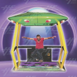 UFO Stomper Arcade Machine
