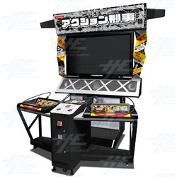 Criminal Action Arcade Machine
