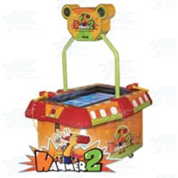 Hammer 2 Arcade Machine