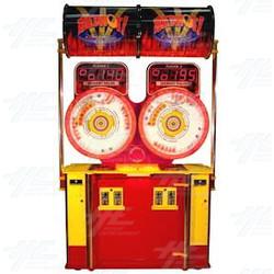 Red Hot! (2 Player) Ticket Redemption Machine