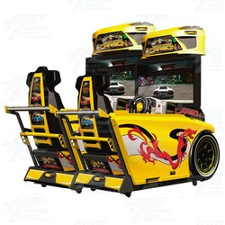 Need For Speed Carbon Twin Arcade Machine